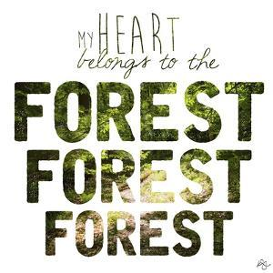 To the Forest by Kimberly Glover