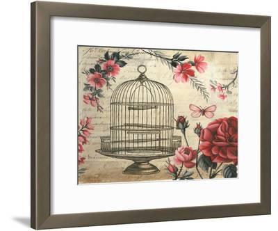 Birdcage & Blossoms