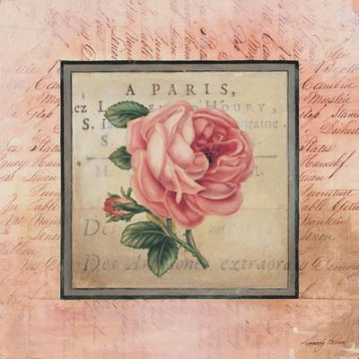 Blooming Paris I by Kimberly Poloson