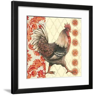 Bohemian Rooster I