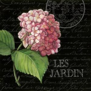 Les Jardin Geranium Sq. by Kimberly Poloson