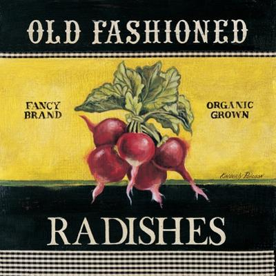 Old Fashioned Radishes by Kimberly Poloson