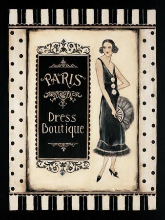 Paris Dress Boutique by Kimberly Poloson