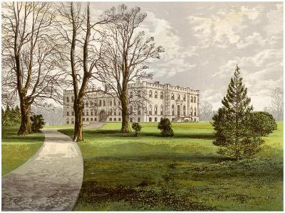 Kimbolton Castle, Huntingdonshire, Home of the Duke of Manchester, C1880-AF Lydon-Giclee Print