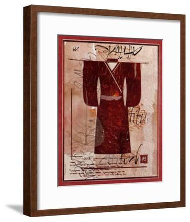 Kimono I-Françoise Unel-Framed Art Print