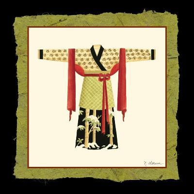 Kimono II-Nancy Slocum-Art Print