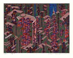 City 366 by Kimura