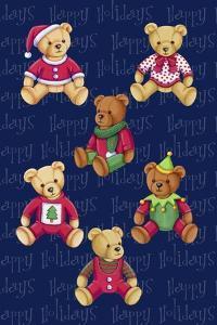 Christmas Bears by Kimura Designs