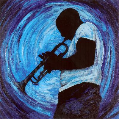 Kind of Blue--Art Print
