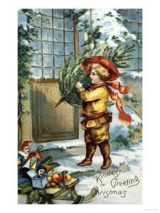 Kindest Greetings for Christmas