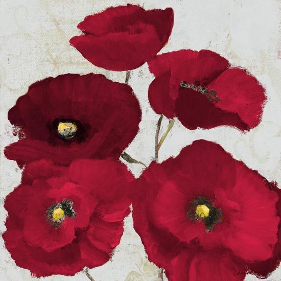 Kindle Poppies II-Lanie Loreth-Art Print