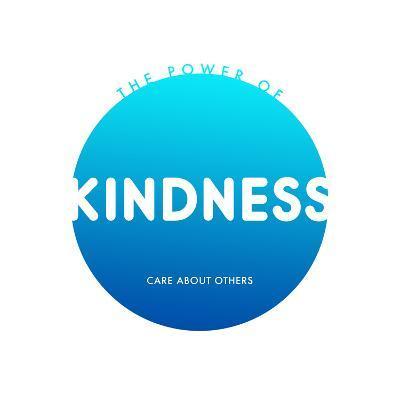 Kindness Do Good--Art Print