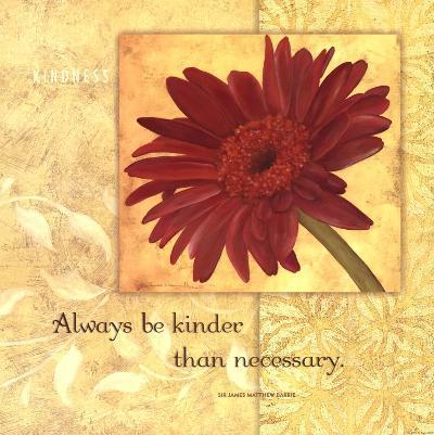 Kindness - Gerber-Stephanie Marrott-Art Print