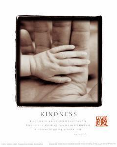 Kindness: Hands