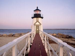 Brant Point Lighthouse, Nantucket, MA by Kindra Clineff