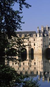 Chateau de Chenonceau, Loire Valley, France by Kindra Clineff
