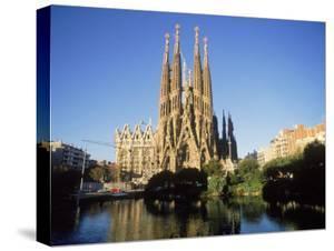 Sagrada Familia, Barcelona, Spain by Kindra Clineff