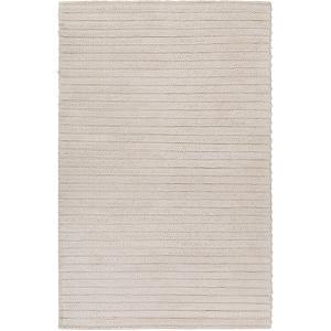 """Kindred Area Rug - Ivory 5' x 7'6"""""""