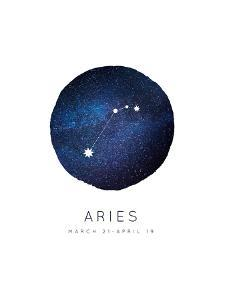 Aries Zodiac Constellation by Kindred Sol Collective