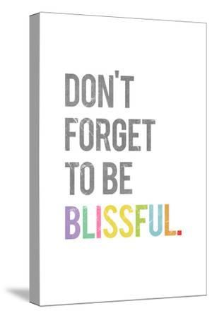 Be Blissful