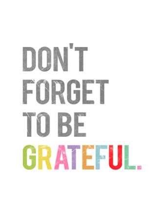 Be Grateful by Kindred Sol Collective