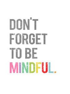 Be Mindful by Kindred Sol Collective