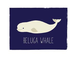 Beluga Whale by Kindred Sol Collective