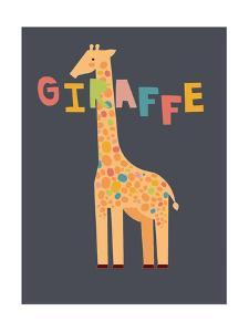 Bold Giraffe by Kindred Sol Collective