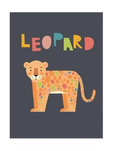 Bold Leopard by Kindred Sol Collective