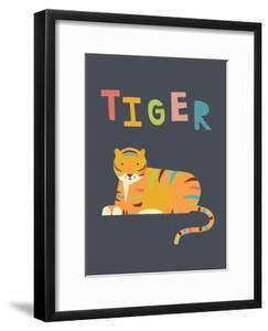 Bold Tiger by Kindred Sol Collective