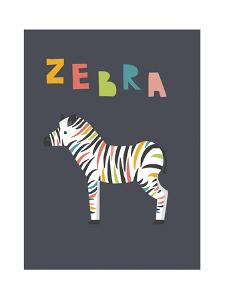 Bold Zebra by Kindred Sol Collective