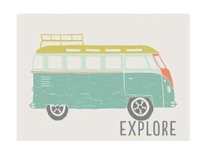Explore Bus by Kindred Sol Collective