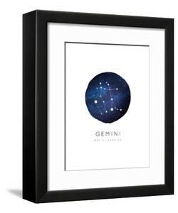 Gemini Zodiac Constellation by Kindred Sol Collective