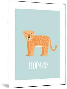 Leopard by Kindred Sol Collective
