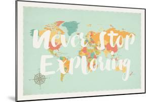 Never Stop Exploring in Multi by Kindred Sol Collective