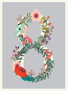 Number 8 by Kindred Sol Collective