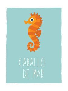 Seahorse (Spanish) by Kindred Sol Collective