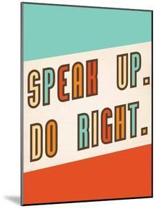 Speak Up by Kindred Sol Collective