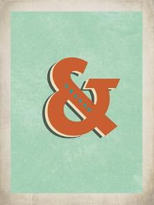 Vintage Ampersand by Kindred Sol Collective