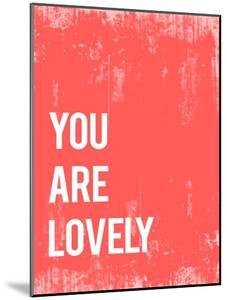 You are Lovely by Kindred Sol Collective