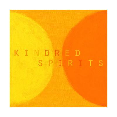Kindred Spirits--Art Print