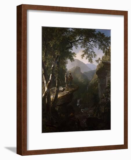 Kindred Spirits-Asher B. Durand-Framed Giclee Print
