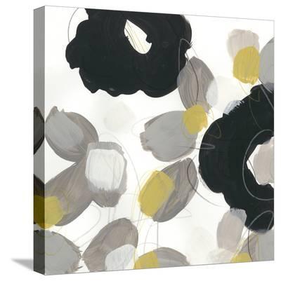 Kinetic Flora IV-June Vess-Stretched Canvas Print