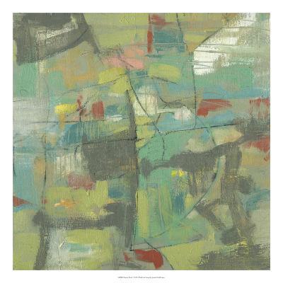 Kinetic Pastel I-Jennifer Goldberger-Premium Giclee Print
