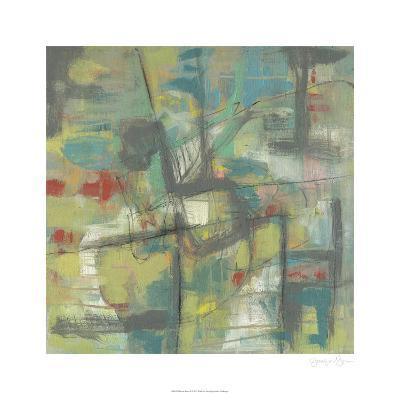 Kinetic Pastel II-Jennifer Goldberger-Limited Edition