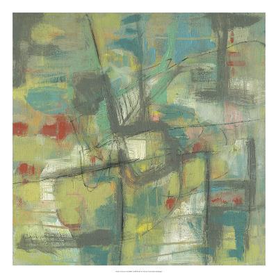 Kinetic Pastel II-Jennifer Goldberger-Premium Giclee Print
