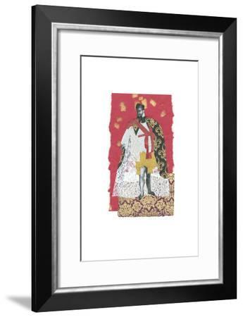 King 2-PC Ngo-Framed Giclee Print