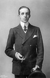 King Alfonso Xiii of Spain, C.1910