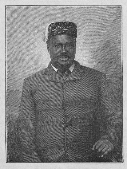 'King Cetewayo', 1902-Unknown-Giclee Print