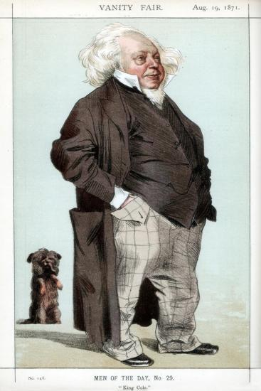 King Cole, 1871-Coide-Giclee Print
